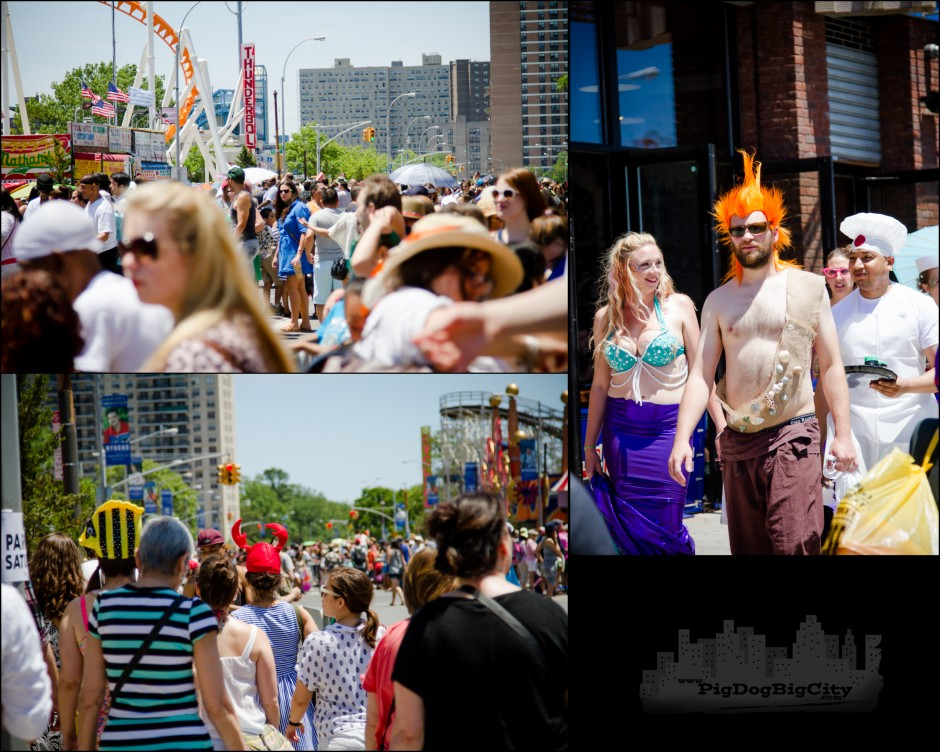 Mermaid Parade 1
