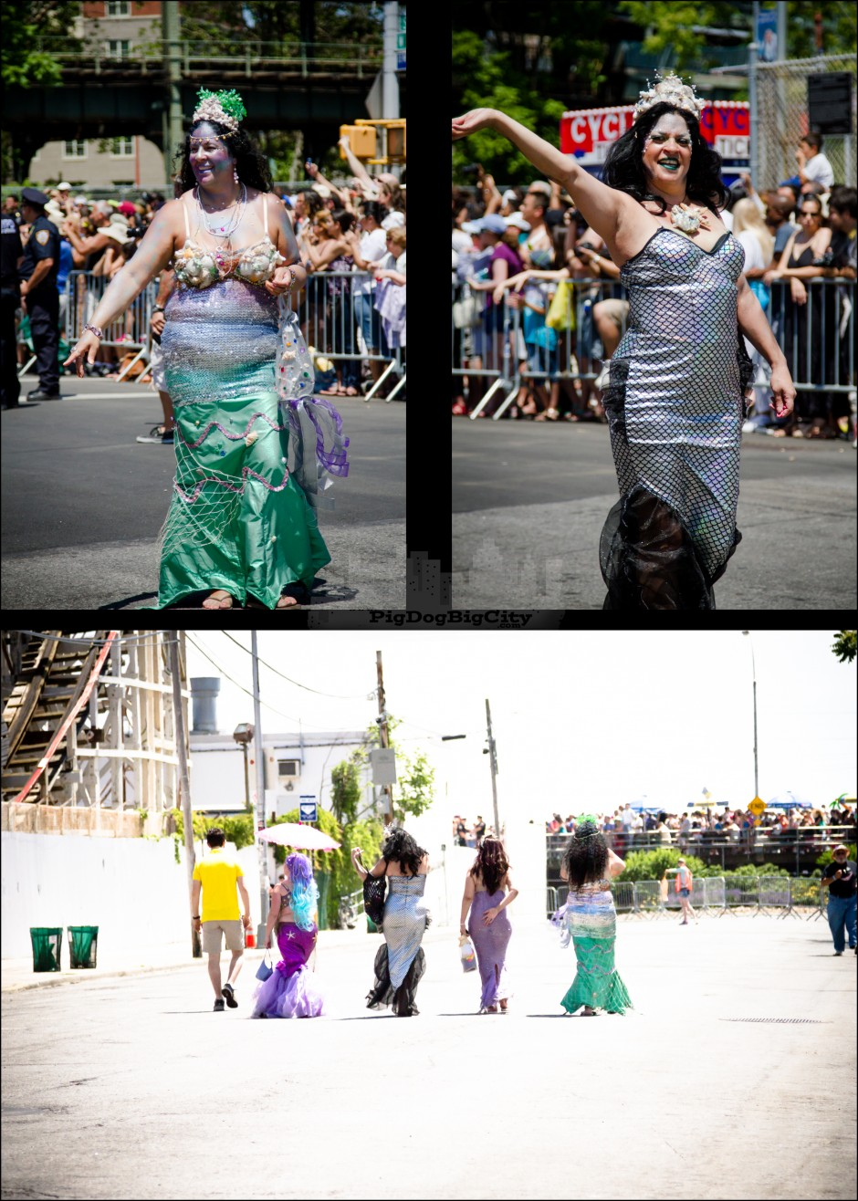 Mermaid Parade 6